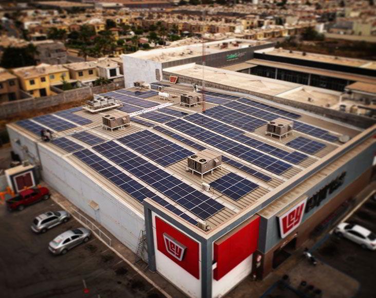 SUNO Soluciones Solares - Instalación de paneler solares