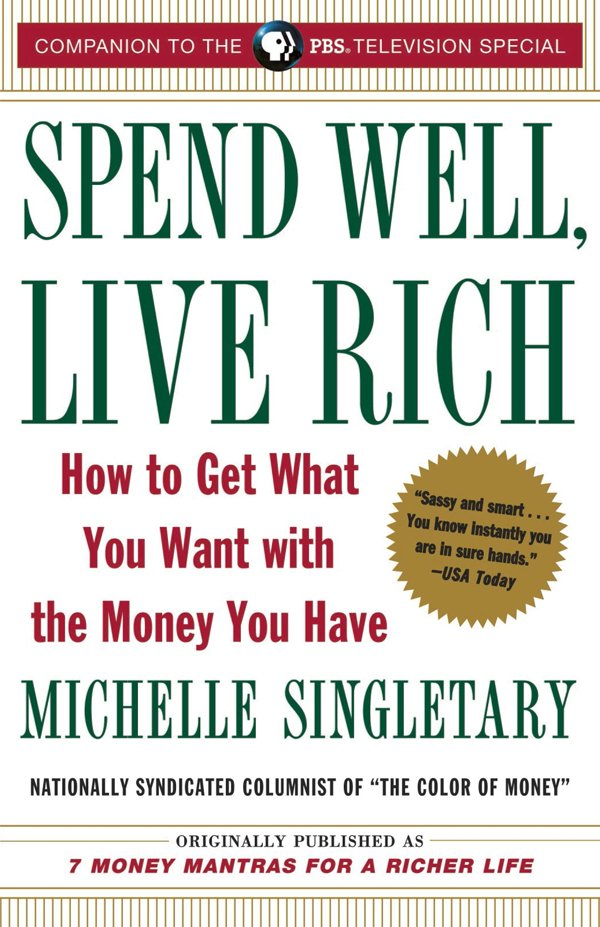 Book Spend Well, Live Rich||||