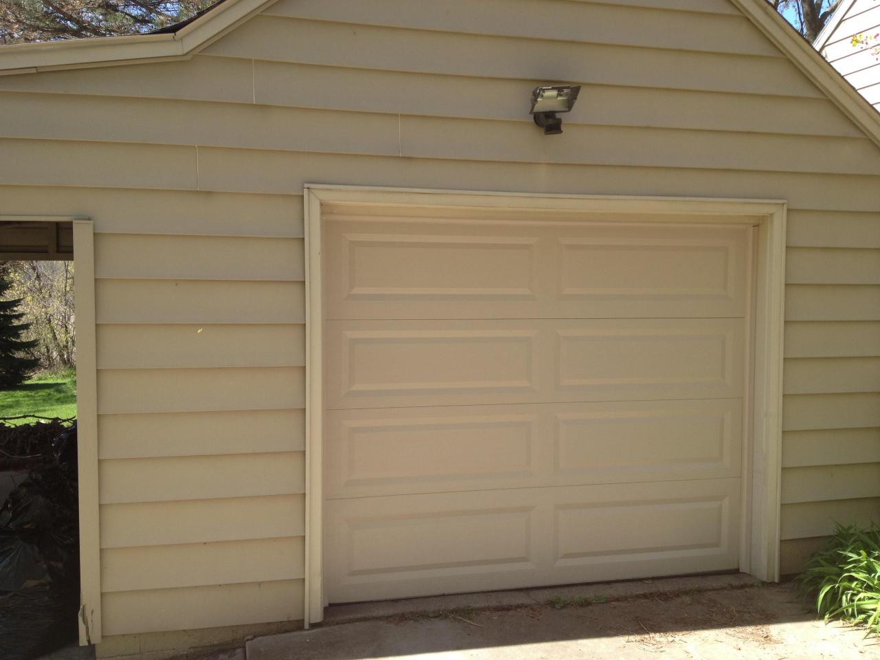Ingstrup construction battle creek overhead doors for 16x7 insulated garage door