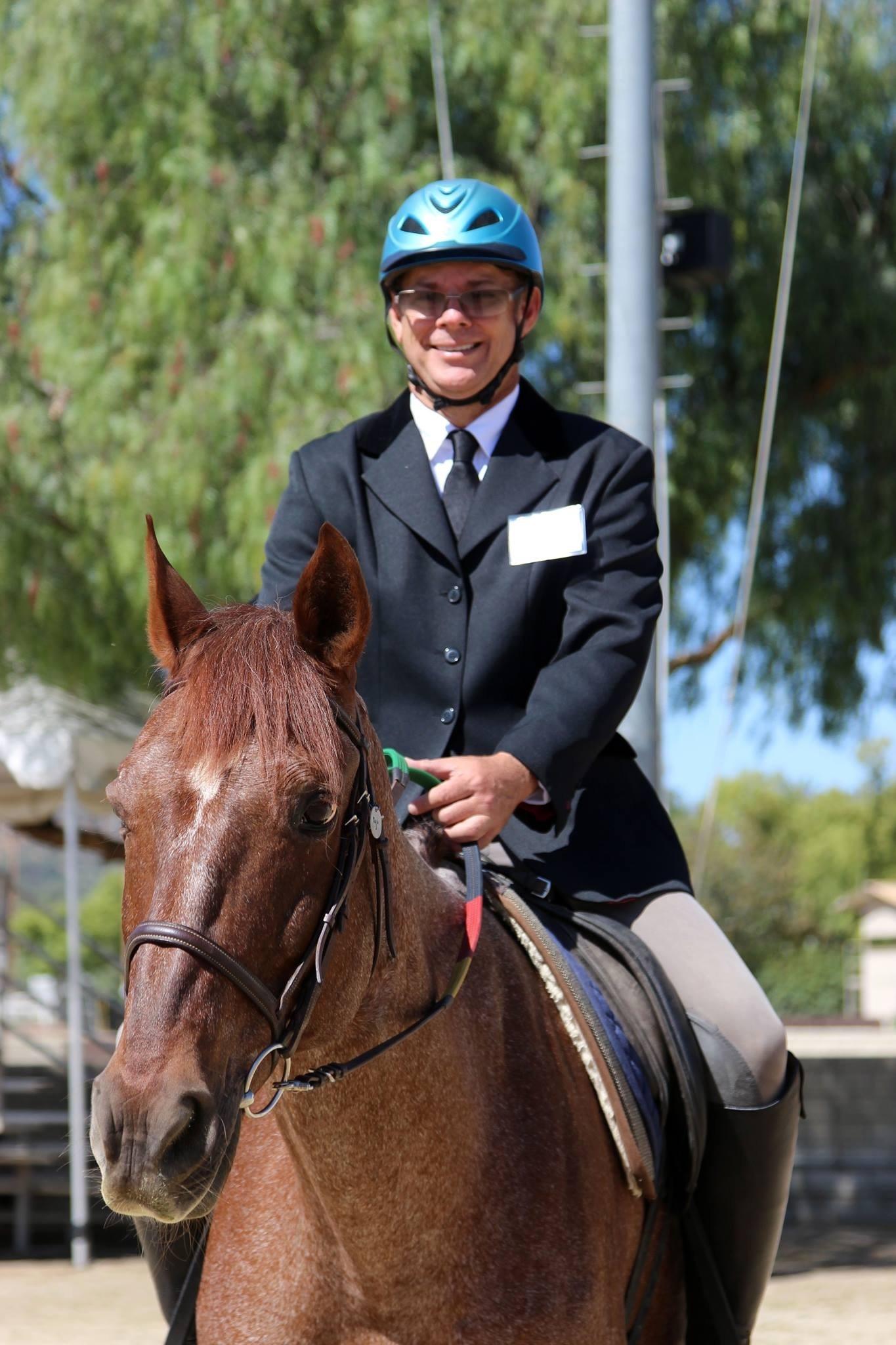 Equitation!
