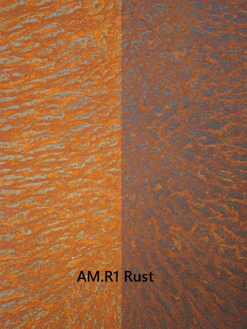 Patination AM.R1 Rust Artistic Metals