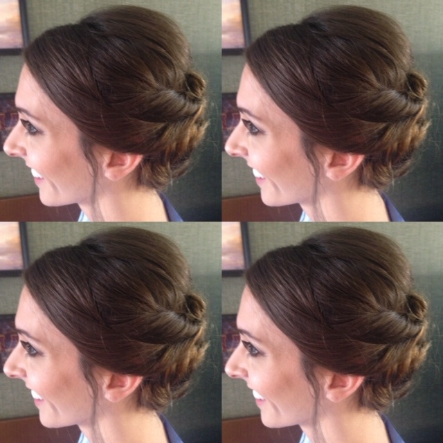 Updo Hairstyle 1