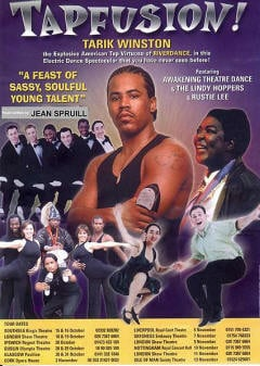 2003: Tap Fusion The London Theater Portsmouth, London England Jean Spruill wrote the finale and the opening for the show.