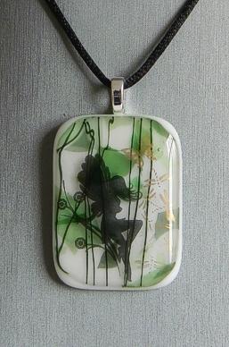 """Nature_04"" by Nataliya Guchenia Size - 2""H X 1-3/8""W $35.00"