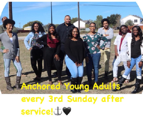 Anchored Young Adults 1