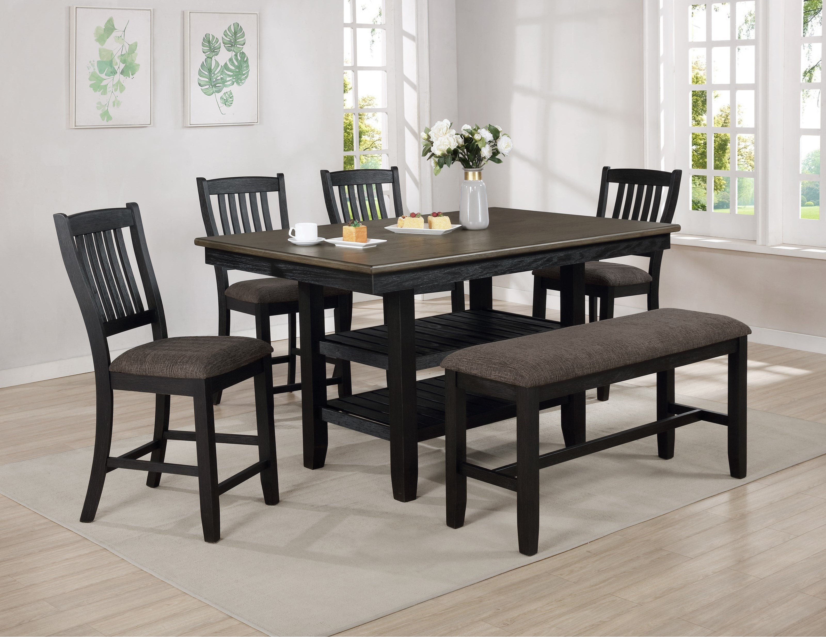 Jorie Counter Height Dinette 2742
