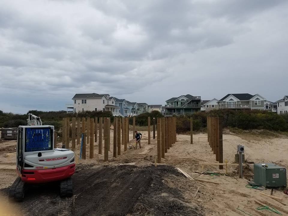 House Pilings