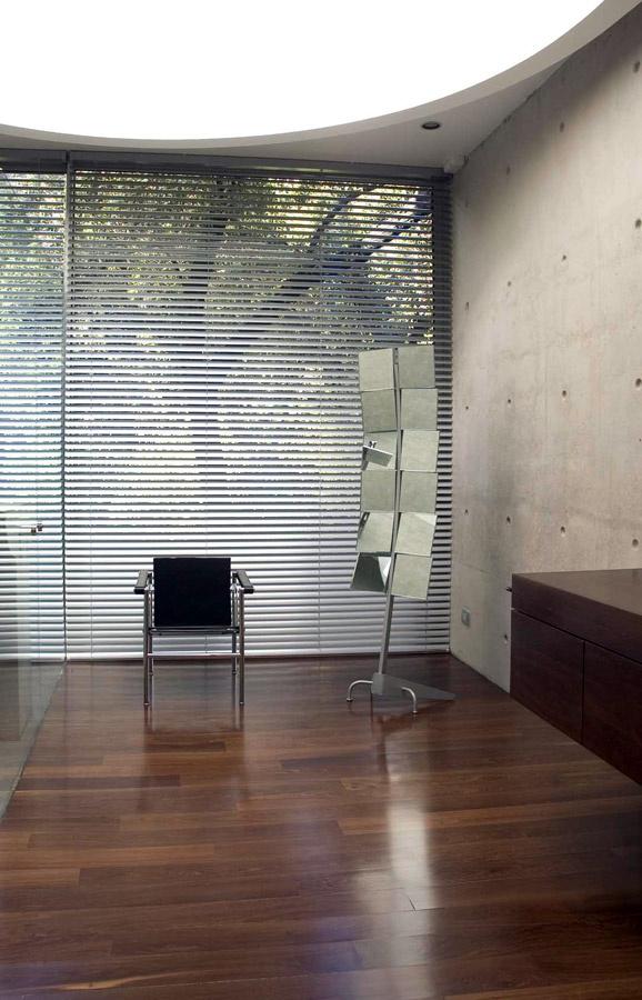 PERSIANA DE ALUMINIO ofrece la mejor alternativa para el control eficiente de la luz solar y la privacidad.