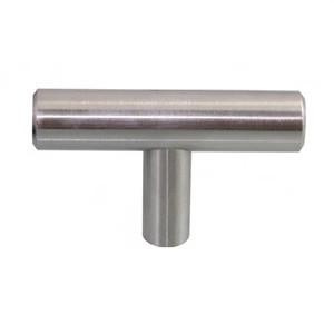 T-Knob Brushed Nickel