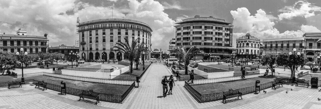 Plaza Libertad Tampico
