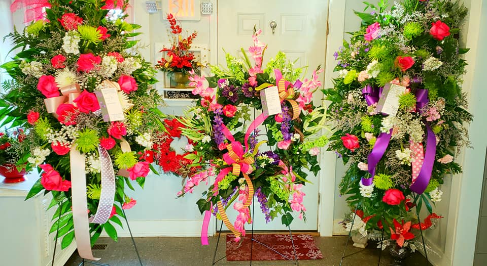 Flowers for a Funeral 2