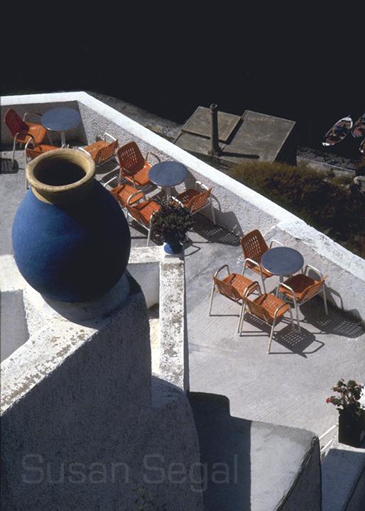 Blue Vase - Greece