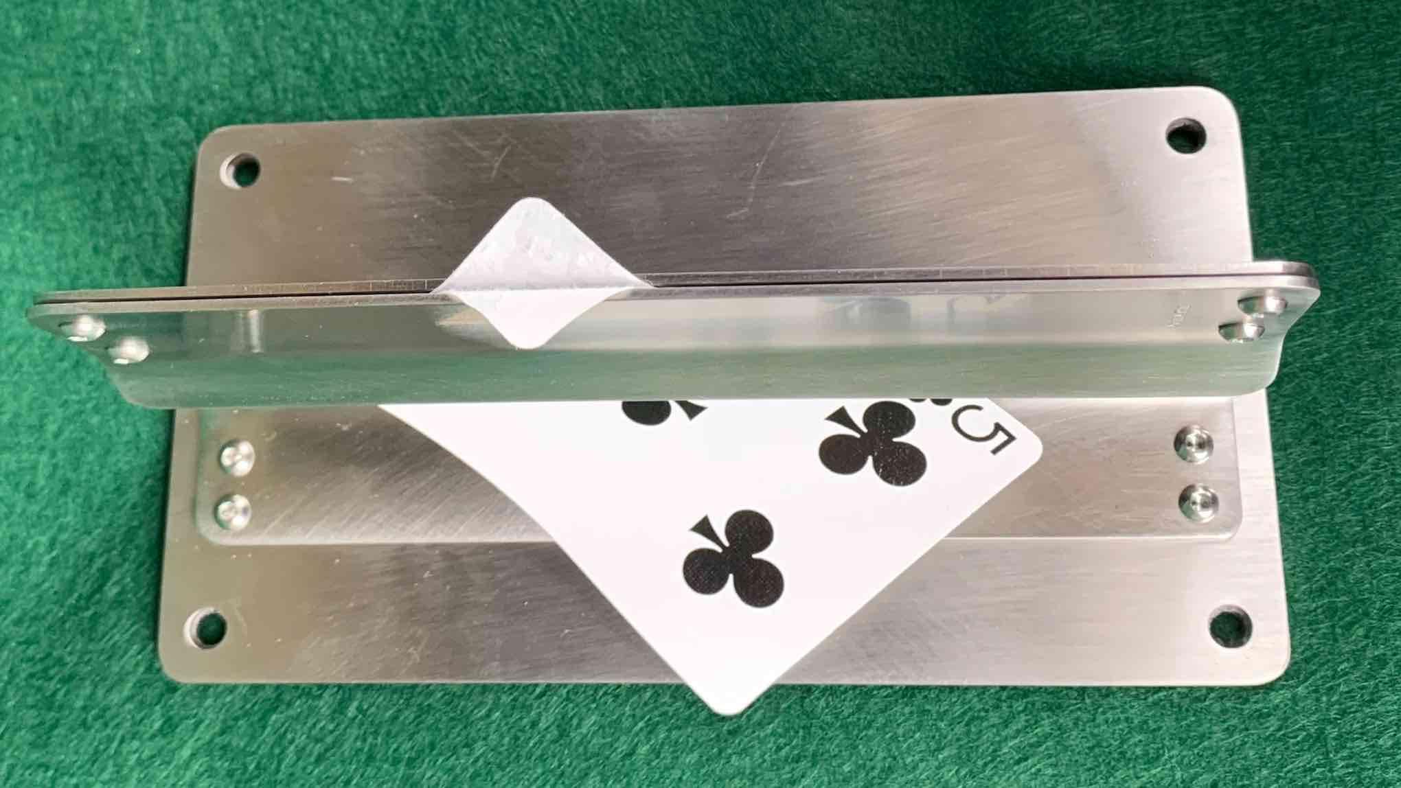 Card Splitter Jig $150