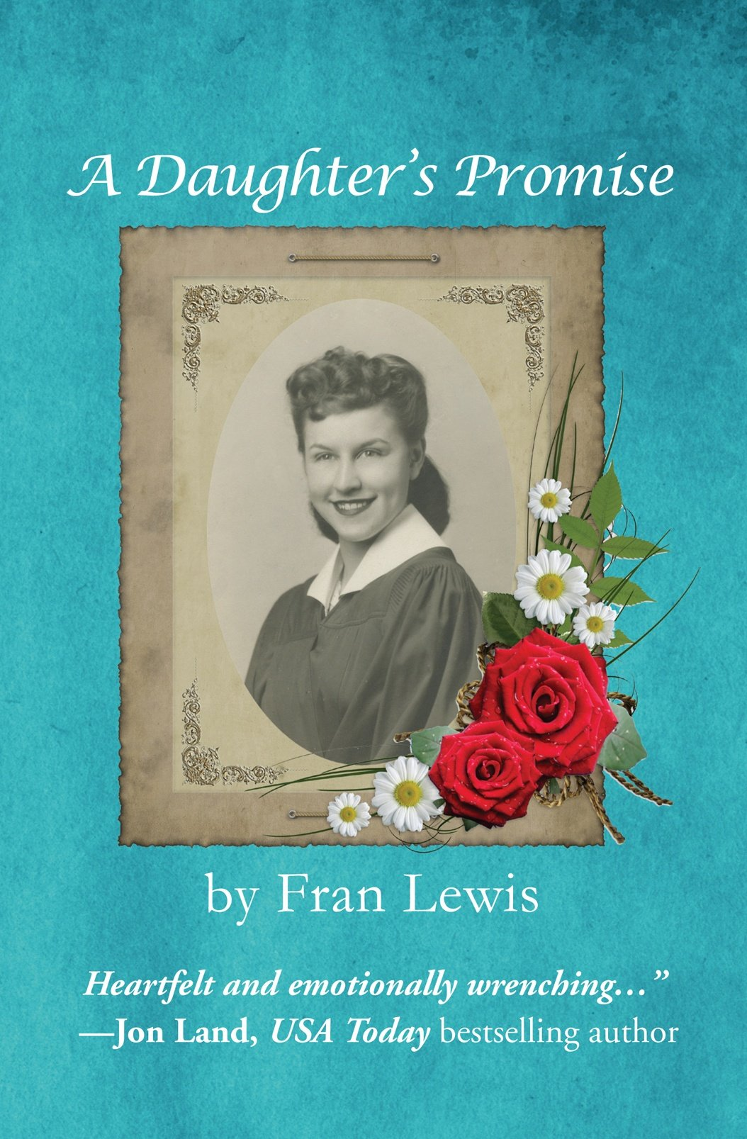 """A Daughter's Promise"" book cover"