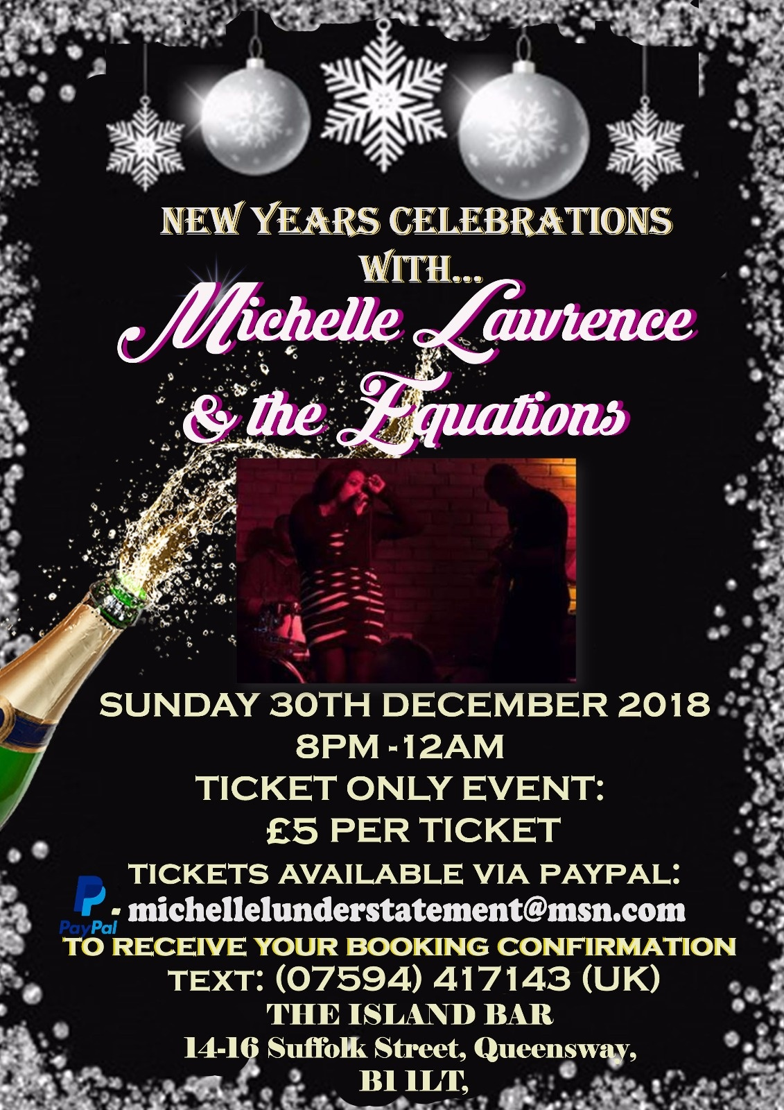 Michelle Lawrence & The Equations