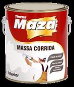 MASSA CORRIDA PVA MAZA FÁCIL DE LIXAR, E APLICAR