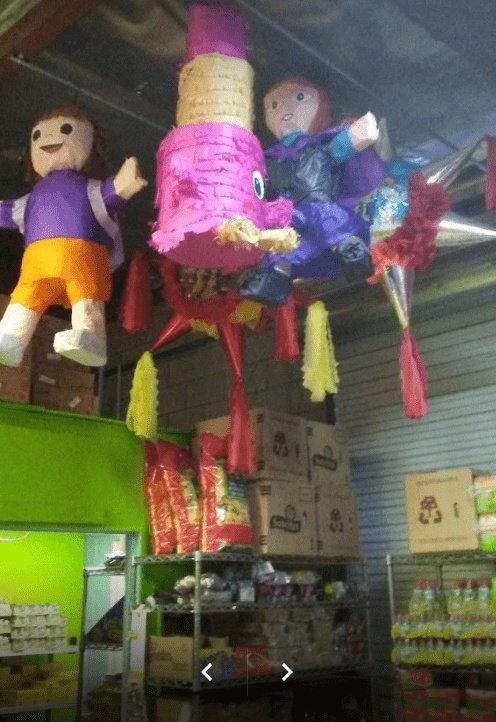 Piñatas and Ice Cream