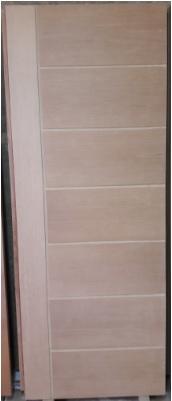 Porta 206 - Lamina de curupixa - Fresa horizontal e vertical