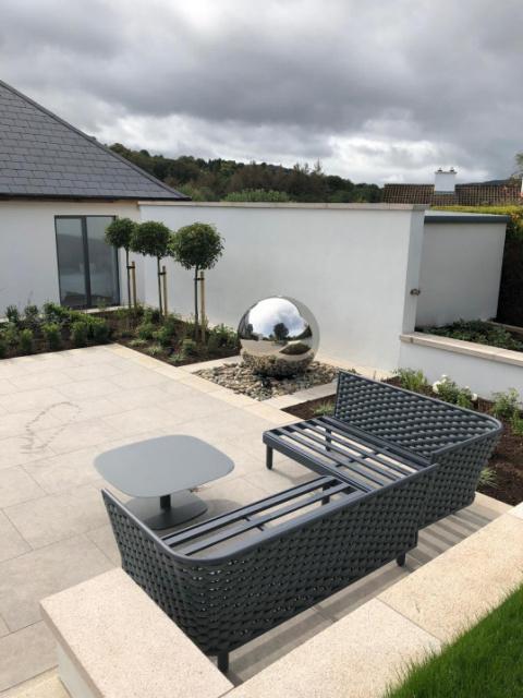 Willow Garden Design Ideas, Patio Paving Ideas Ireland
