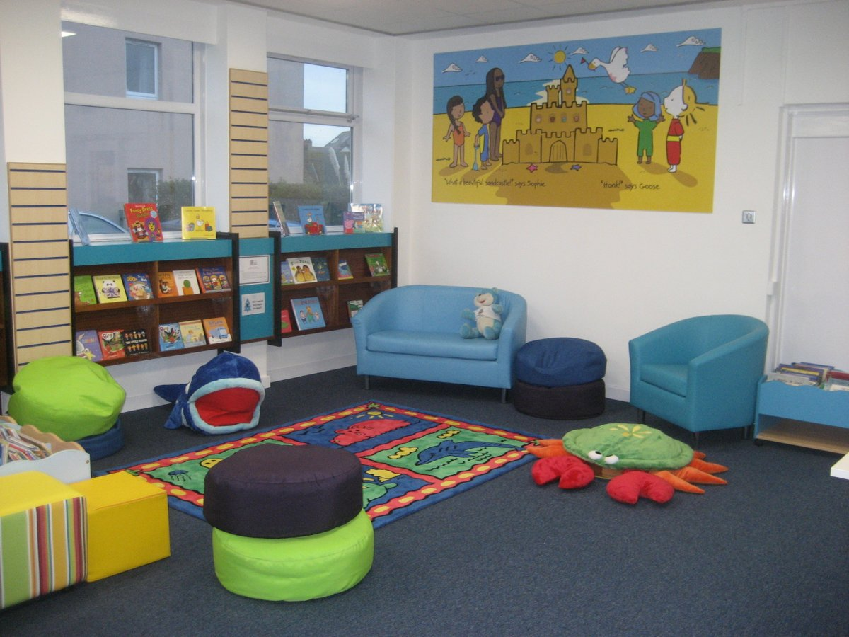 Teignmouth Library Refurbishments