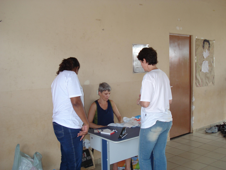 Voluntária