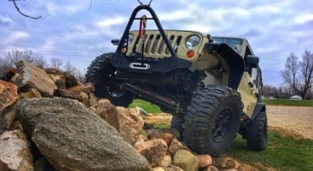 Lift kits and accessories