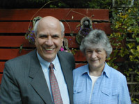 Dennis and Mary Snelson