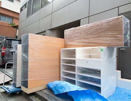 Furniture Ready For Delivery