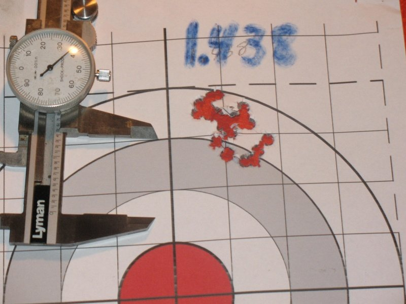 F.J. 20 ROUNDS, 112 YARDS 1.435""