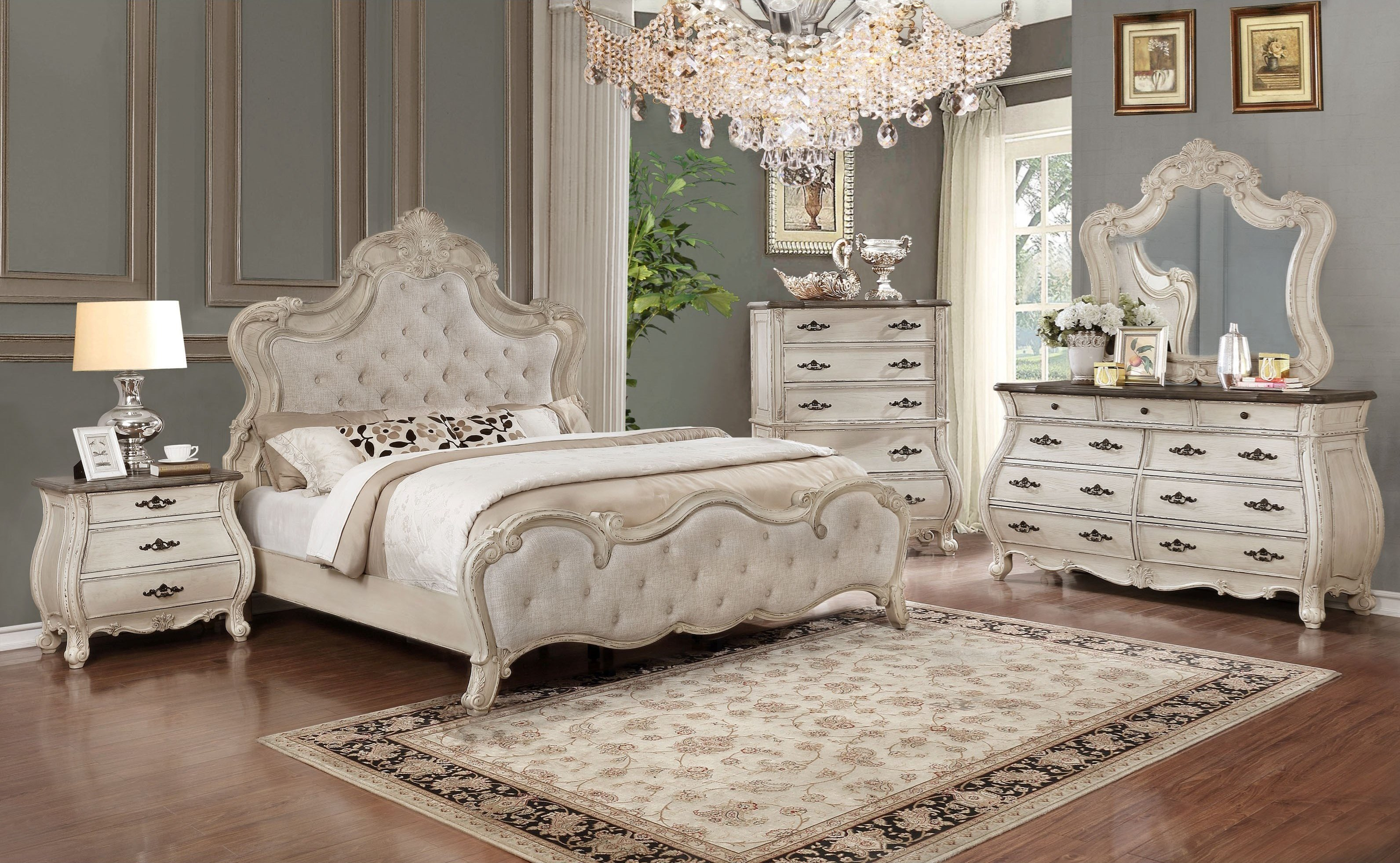 Ashford Bedroom Set B1000