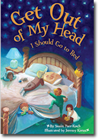Get Out of My Head - Children's Book