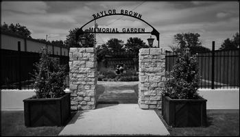 Taylor Brown Memorial Garden