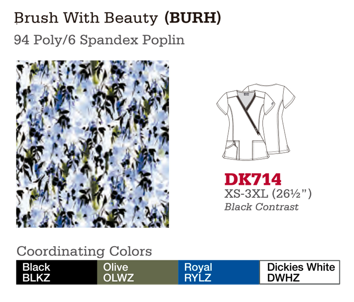 Brush With Beauty. DK714.