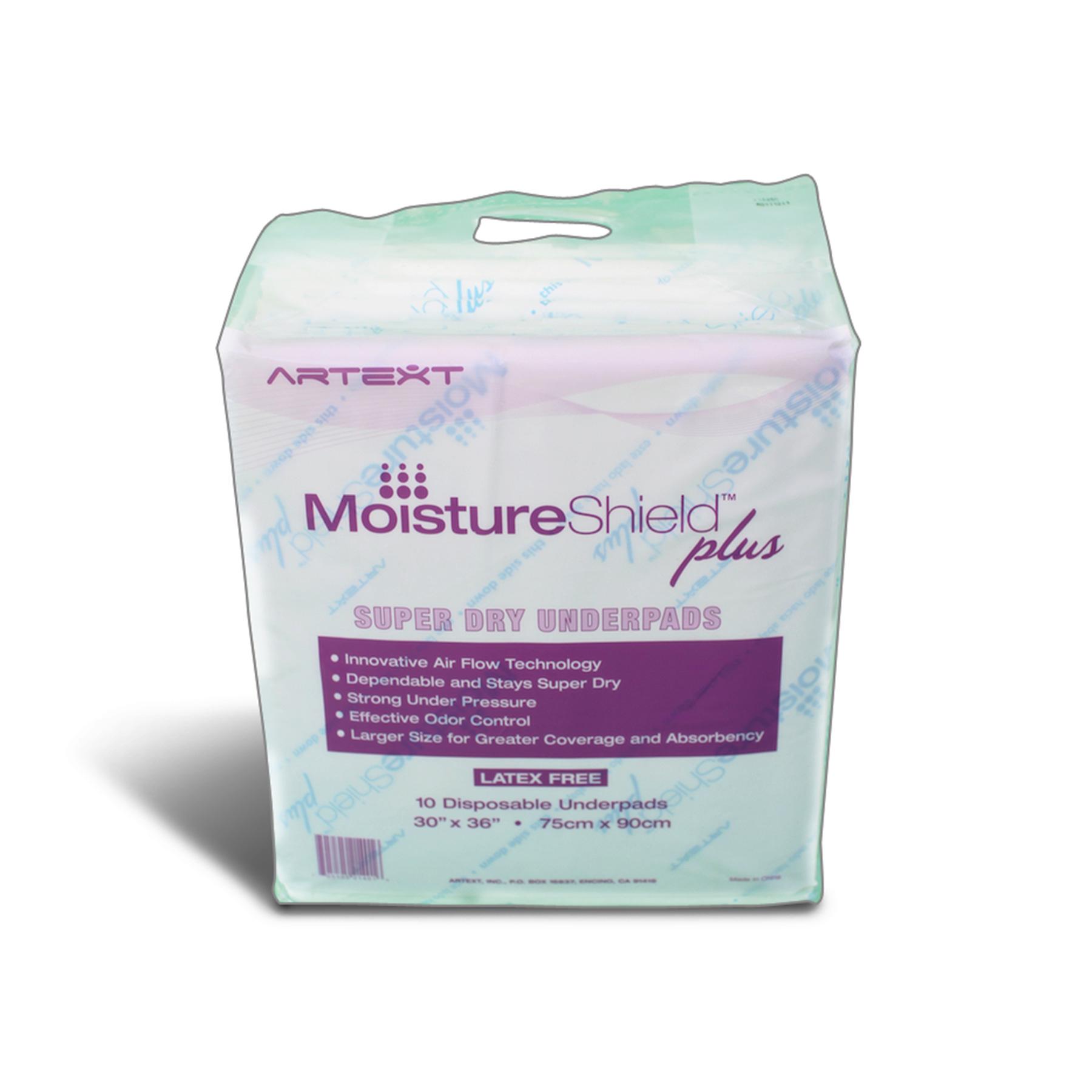 Artext MoistureShield Poly Bag Packaging