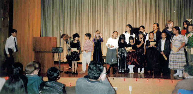 1998 Recital