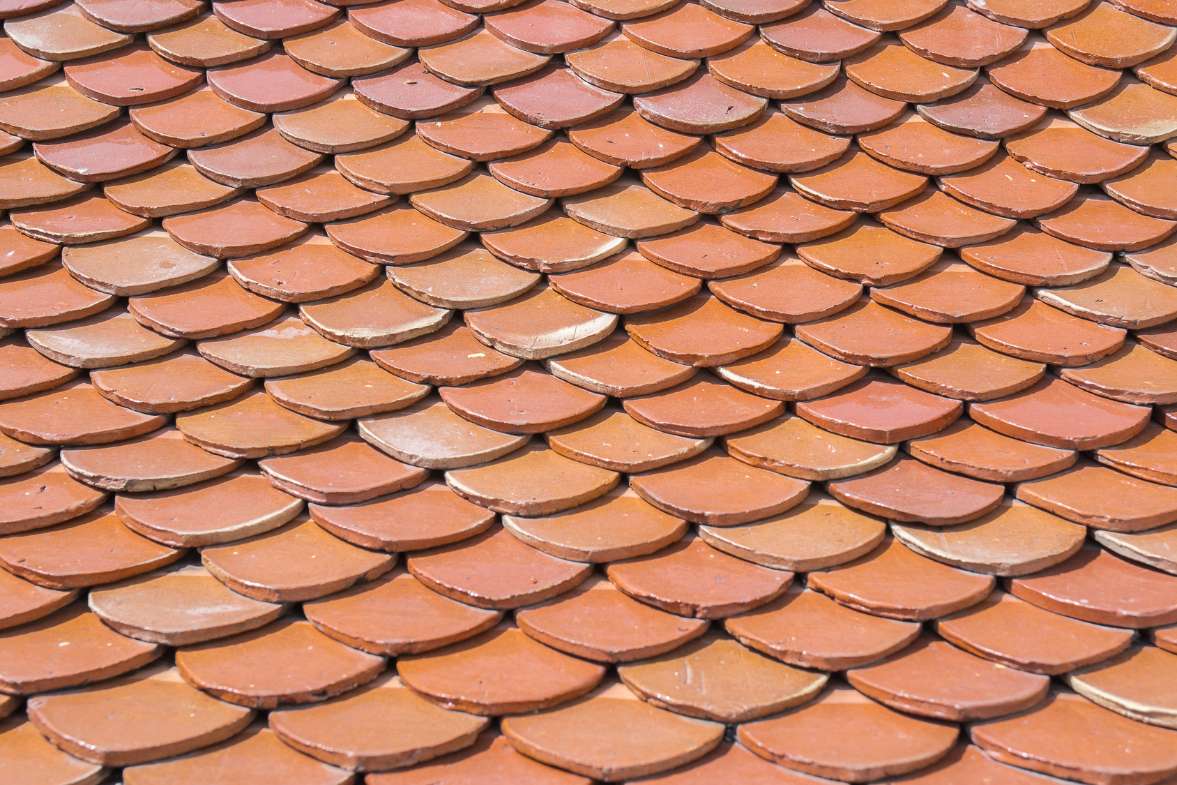 Consider An Alternative To Asphalt Shingles. Roofing Materials Like Sheet  Metal Or Clay Tiles Can Add A Unique Look To Your Home While Still  Improving Your ...