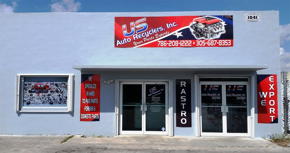 US Auto Recyclers Inc Building