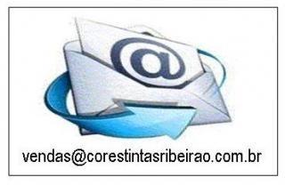 ORÇAMENTOS vendas@corestintasribeirao.com.br