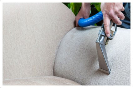 Upholstery care services||||