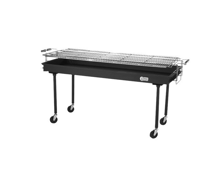 "60"" Charcoal Grill $45/day or weekend"