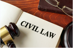 Civil litigation is a legal process in which criminal charges and penalties are not at issue. When two or more parties become embroiled in such a non-criminal legal dispute, the case is presented at a trial where plaintiffs seek compensation or other damages from defendants.