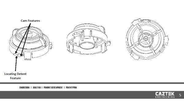 Pin: CAM TRACK schematic