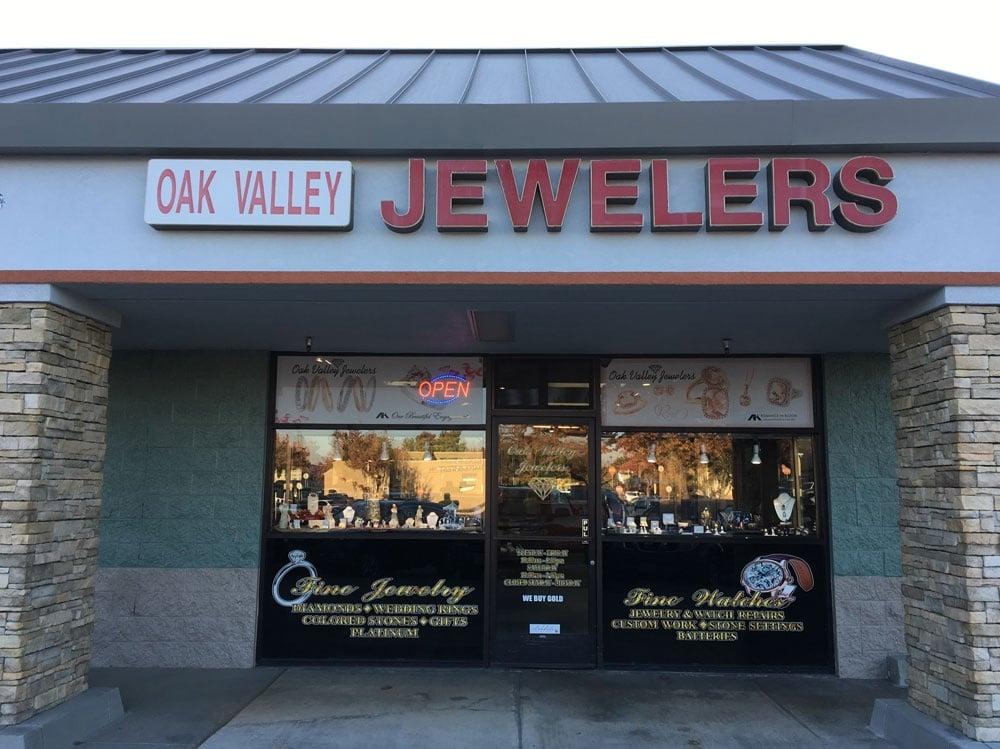 Oak Valley Jewelers Storefront