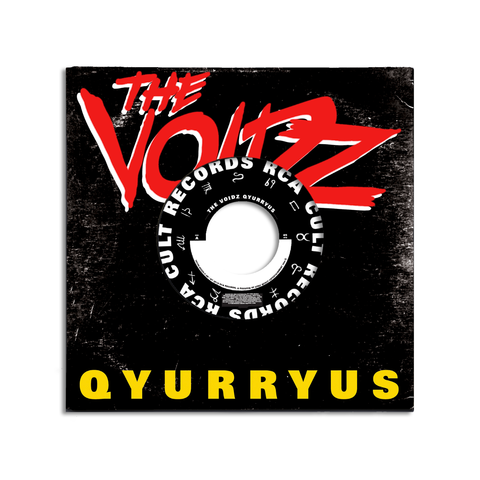 Voidz, The - 'Qyurryus'