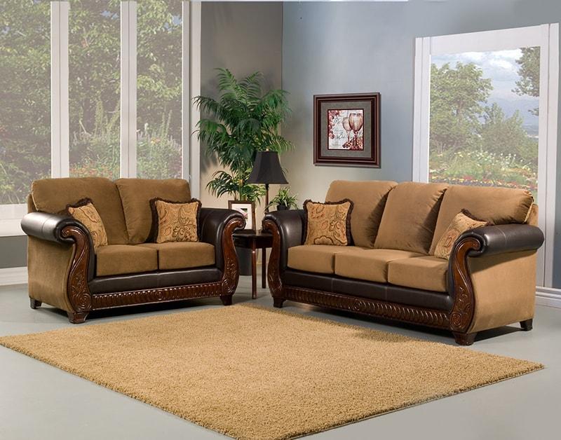 Lucero Sofa Set
