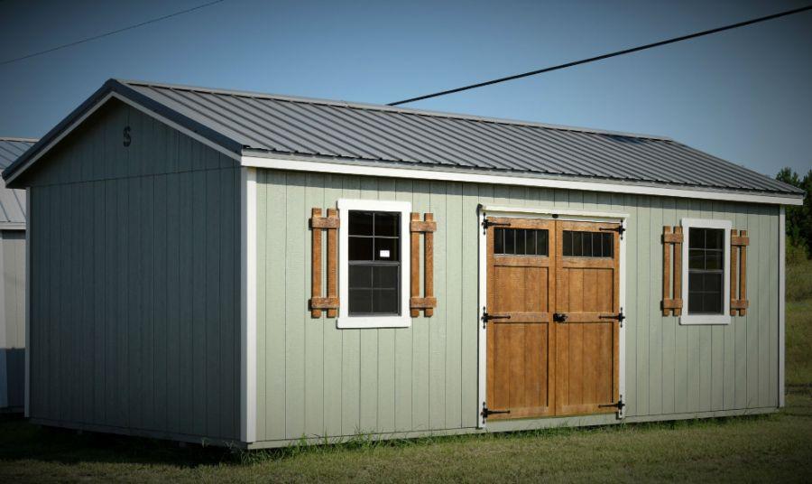 Superior Custom Barns