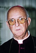 Dom José Maria - Antigo Pároco da Paróquia de São Benedito, hoje Bispo de Presidente Prudente