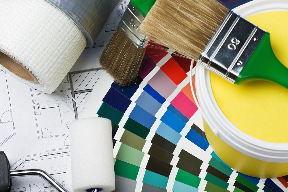 Painting supplies in Mesa AZ