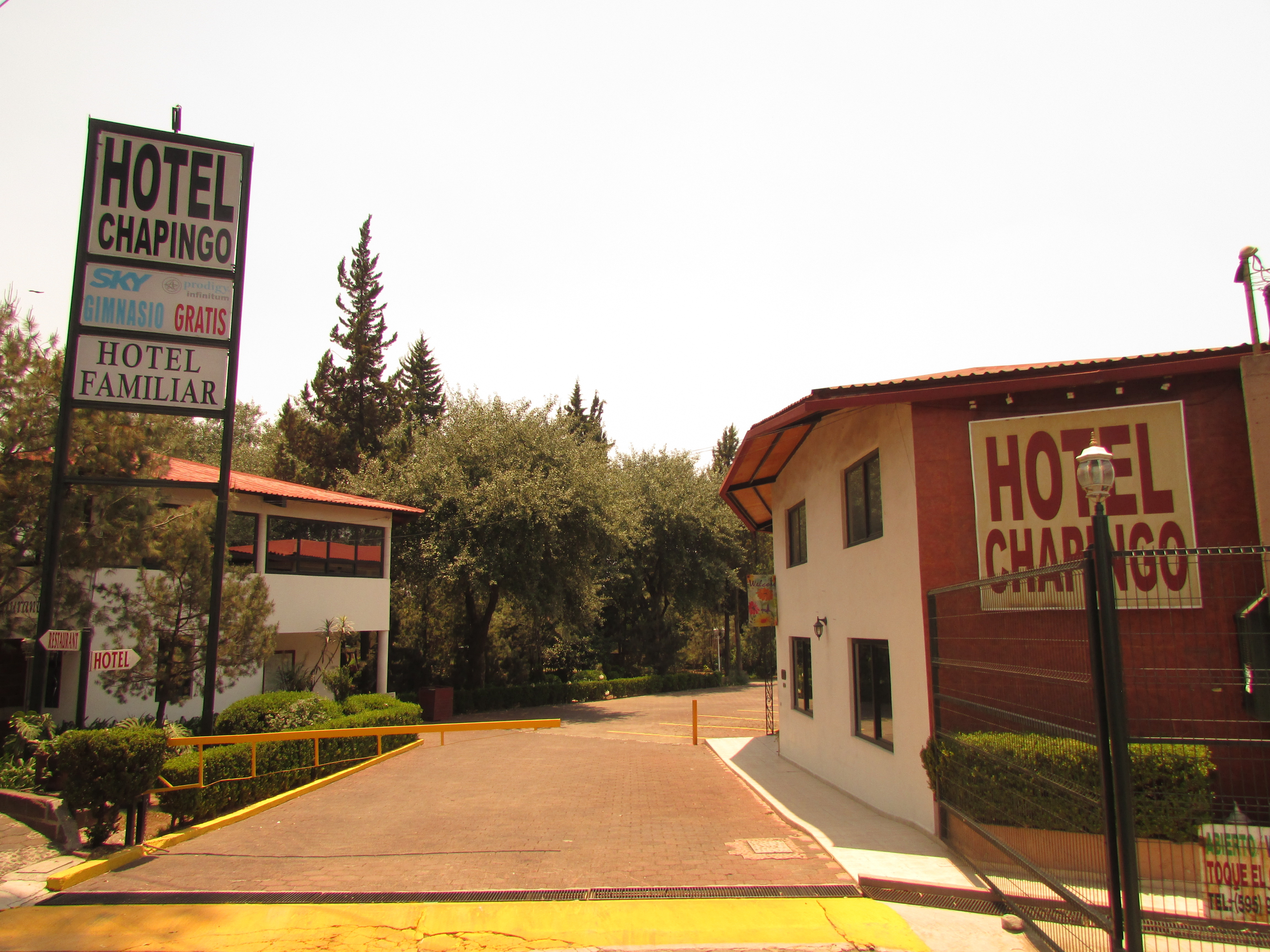 HOTEL CHAPINGO