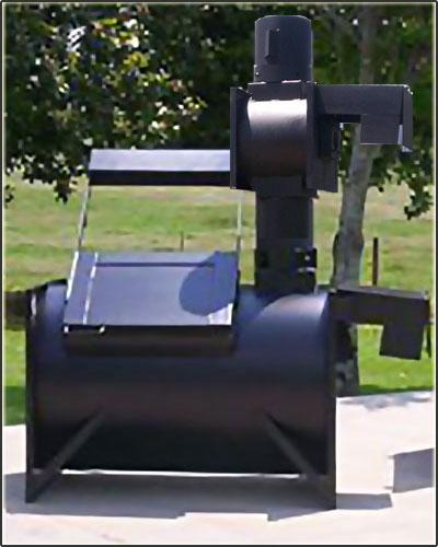 TC-275 S/C Incinerator
